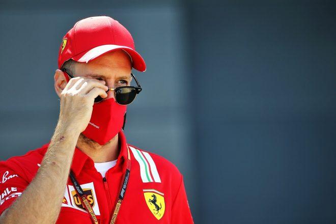 ベッテル、2021年の去就について語らず「F1に残るのかどうか、時間をかけて考える」