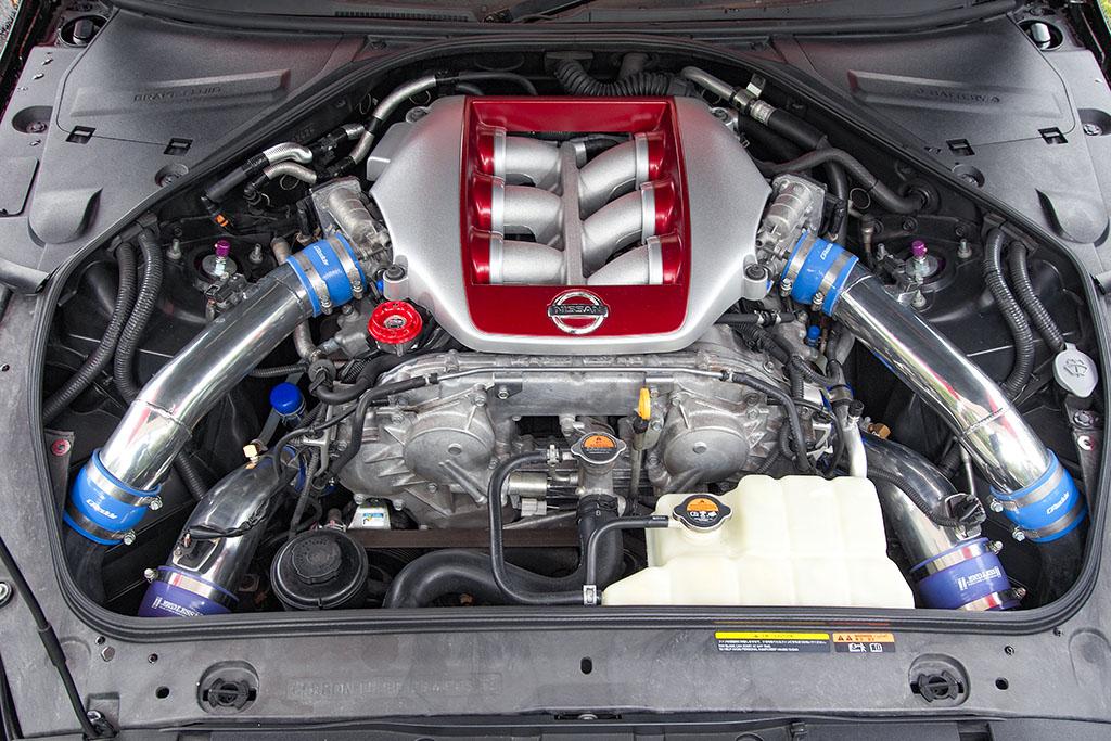 「15万km超の過走行車でも圧倒的な速さ!」R35GT-Rの高い資質を証明する600馬力の通勤快速仕様