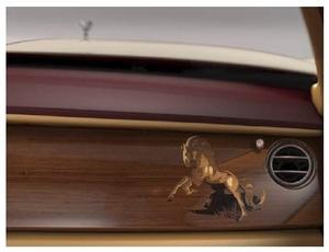 ロールス・ロイス、「ゴースト」の限定モデル「マジェスティック・ホース・コレクション」を発表