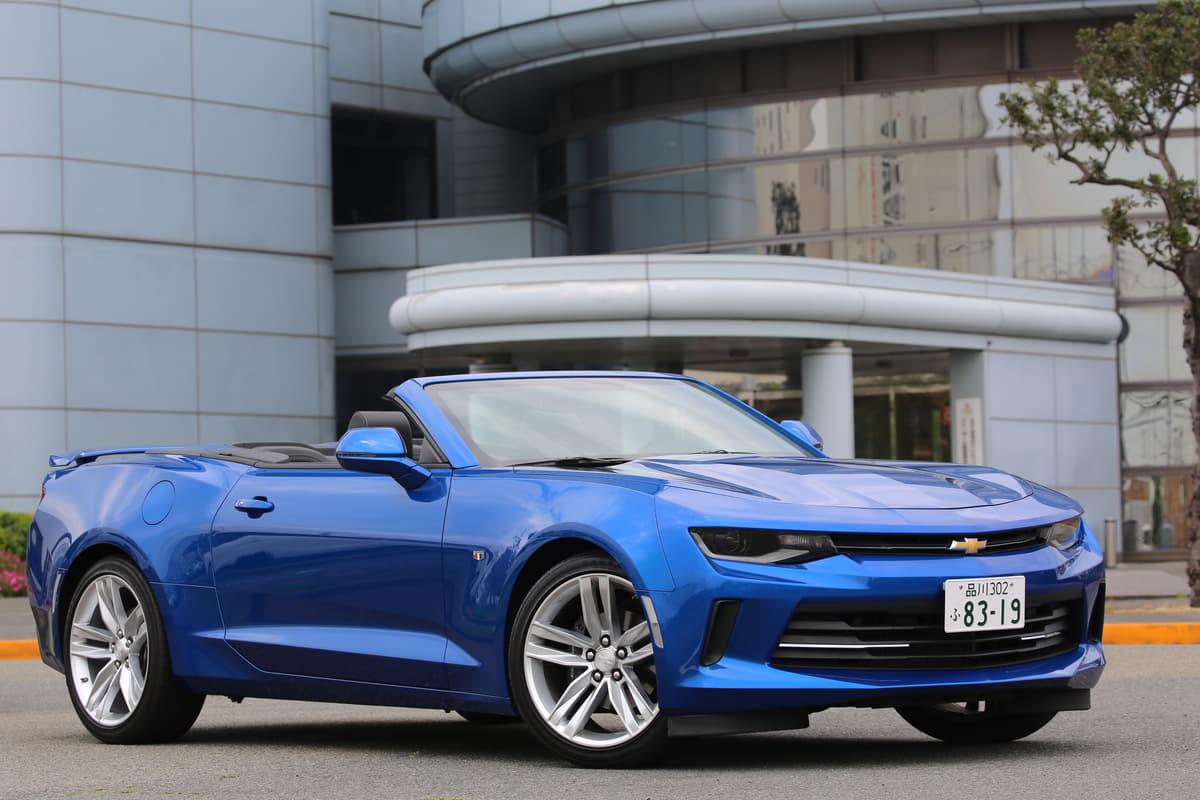 ジープ・コンパスやシボレー・カマロがカーシェア&レンタカーで利用可能に