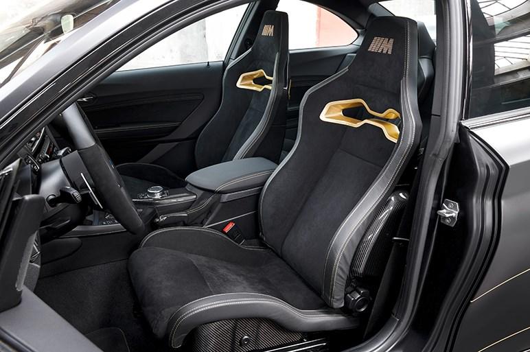 BMW、Mパーツを満載したM2のショーモデルを発表