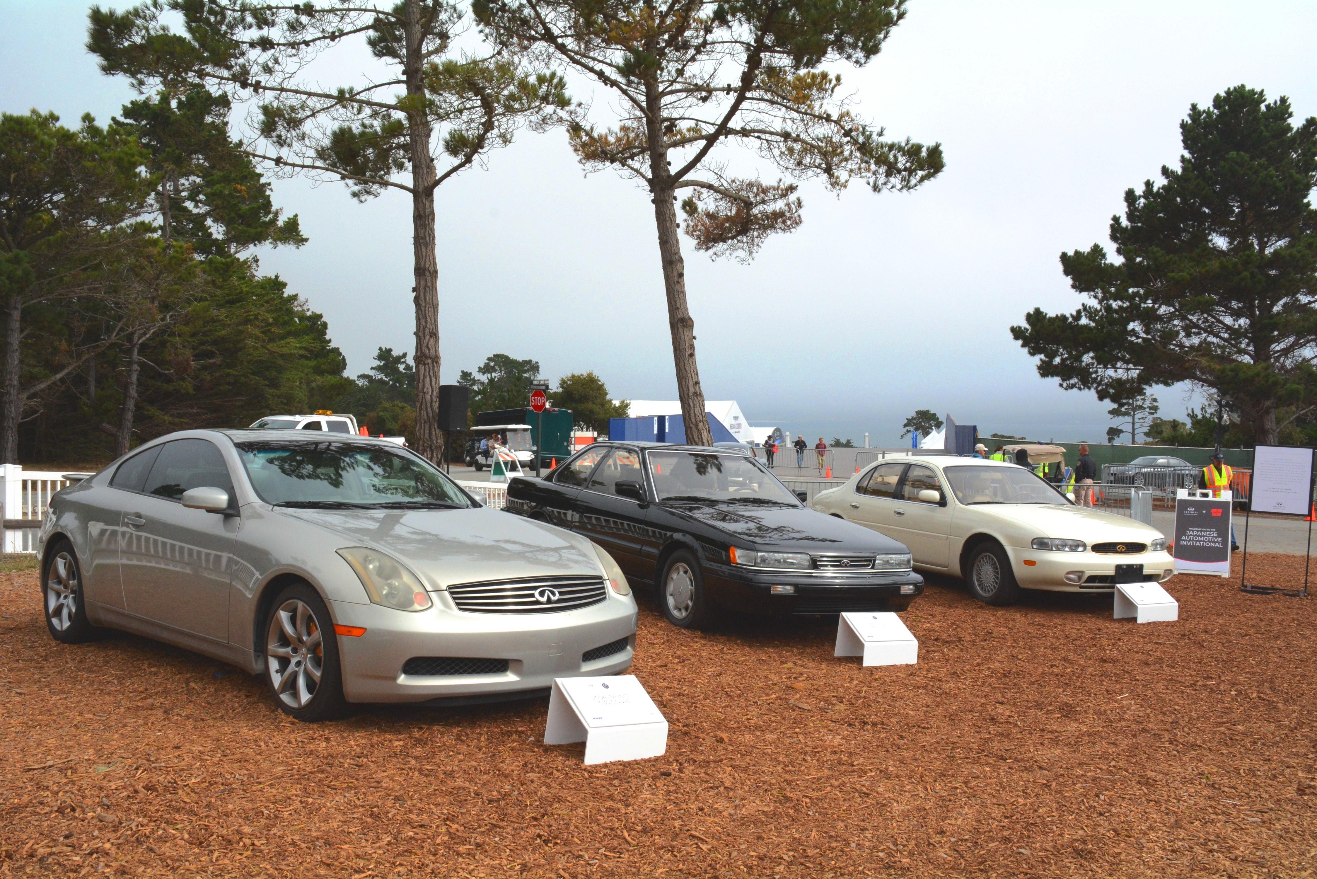 ハコスカからGTO、アルシオーネまで! インフィニティが考える日本車の価値とは?