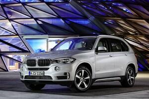 BMW、X5にプラグインハイブリッド仕様を新設定 欧州で今秋発売