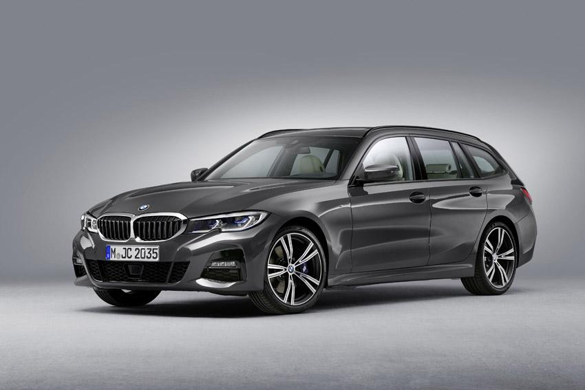 BMW 新型「3シリーズ ツーリング」発売開始