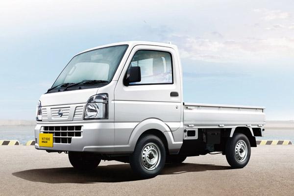 日産 軽トラック「NT100クリッパー」の一部仕様向上
