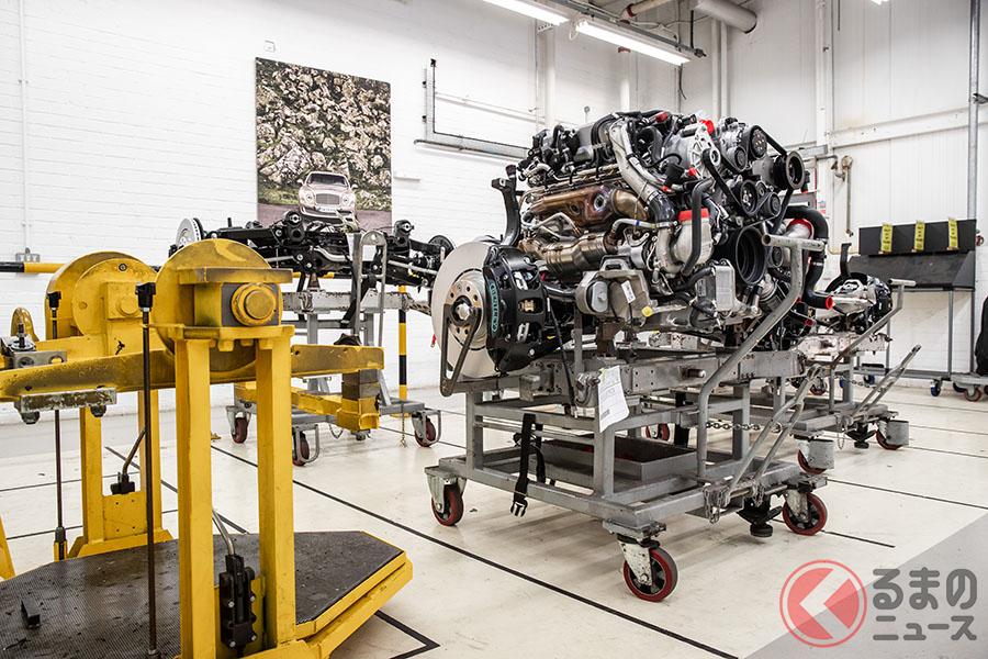 ベントレー伝統のV8に終止符。60年以上生産されてきたエンジンとは?