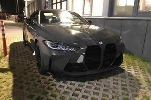 【流出】BMW M4 カモフラージュなしの姿、早くもリーク グランクーペ/カブリオレの投入も