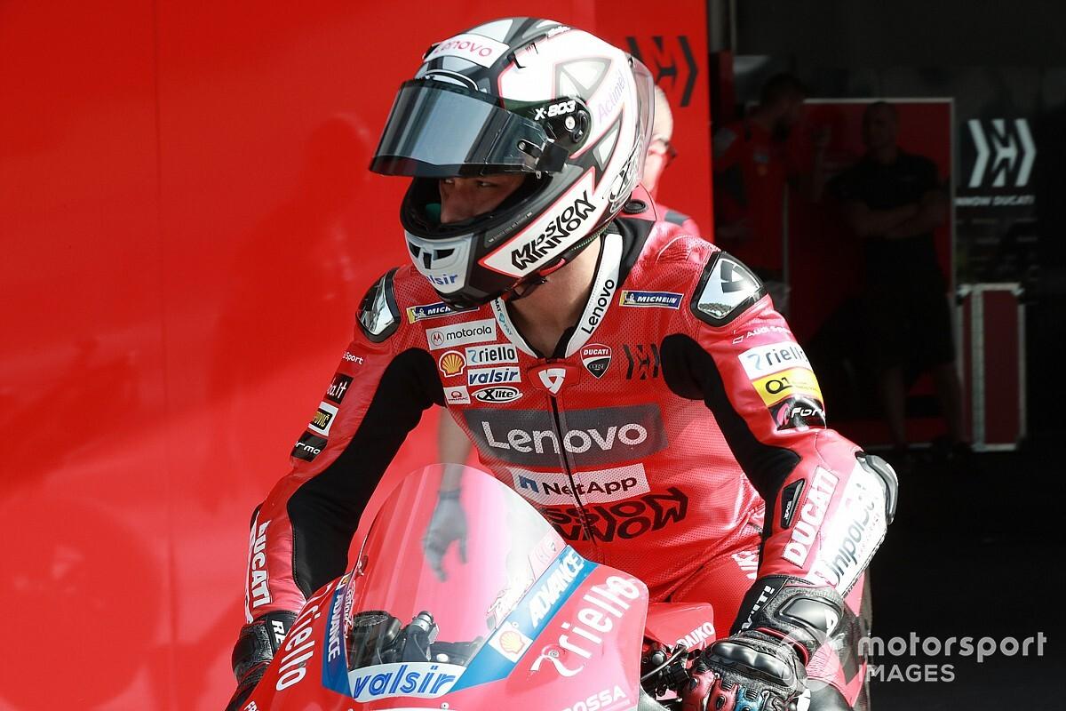 【MotoGP】「ペトルッチはWSBKでもトップ争いができる」プラマック代表、卒業生の実力に太鼓判