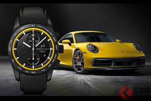 愛車と同じ仕様の腕時計に! ポルシェデザインのクロノグラフとは?