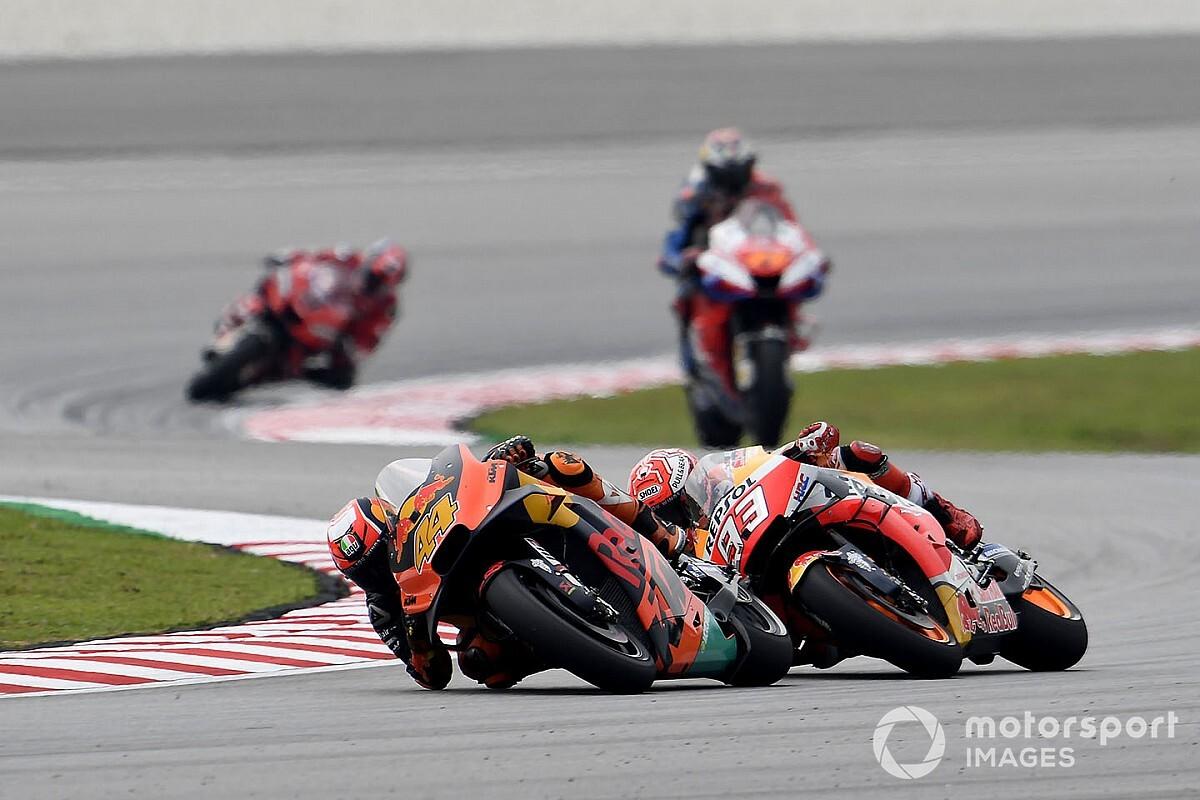 【MotoGP】ポル・エスパルガロはホンダでマルク・マルケスに対抗できる! 古巣テック3のポンシャラル代表も応援