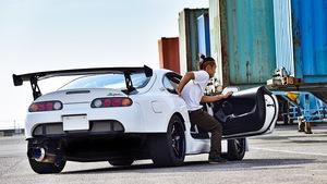 「若きプライベーターの魂が注がれたJZA80」4年がかりで製作した700馬力のフル公認仕様!