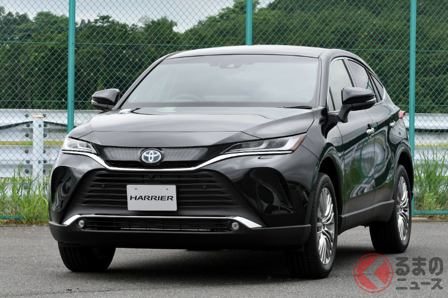 レクサス並みの高級感!? トヨタ新型「ハリアー」は「NX」を超えた? 割安ながらも上質なSUVに