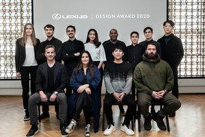 新型コロナウイルスの影響下で、今年の「レクサス・デザイン・アワード」は選考会がオンラインに!