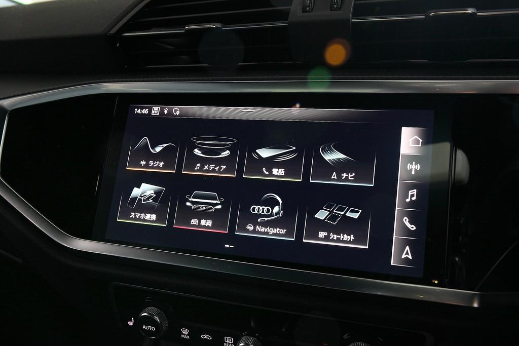 新型アウディ Q3が日本上陸。2つのボディ形状を初設定したコンパクトなモダンSUV