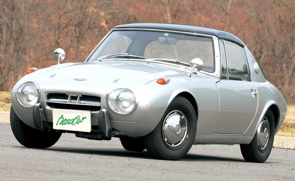 いつまでも語り継ぎたい 1960年代&1970年代を駆け抜けた傑作国産車たち 10選