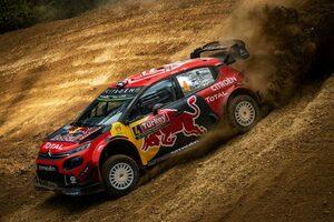 WRCトルコ:競技2日目、シトロエンがトップ2独占。トヨタ勢は7~9番手