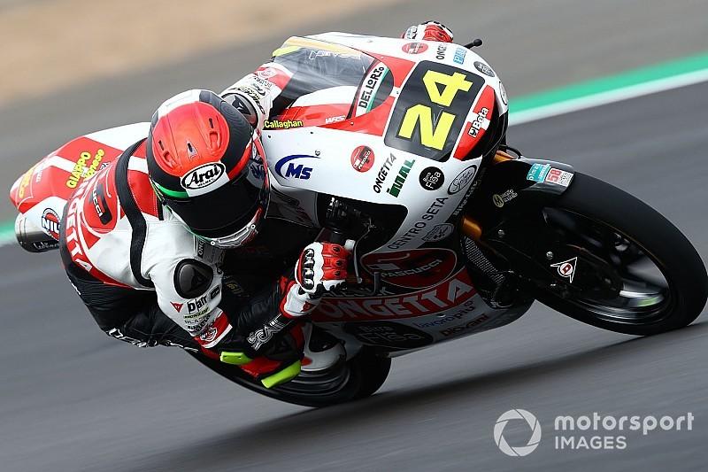 Moto3ミサノ予選:鈴木竜生、キャリア初ポールポジションを獲得!