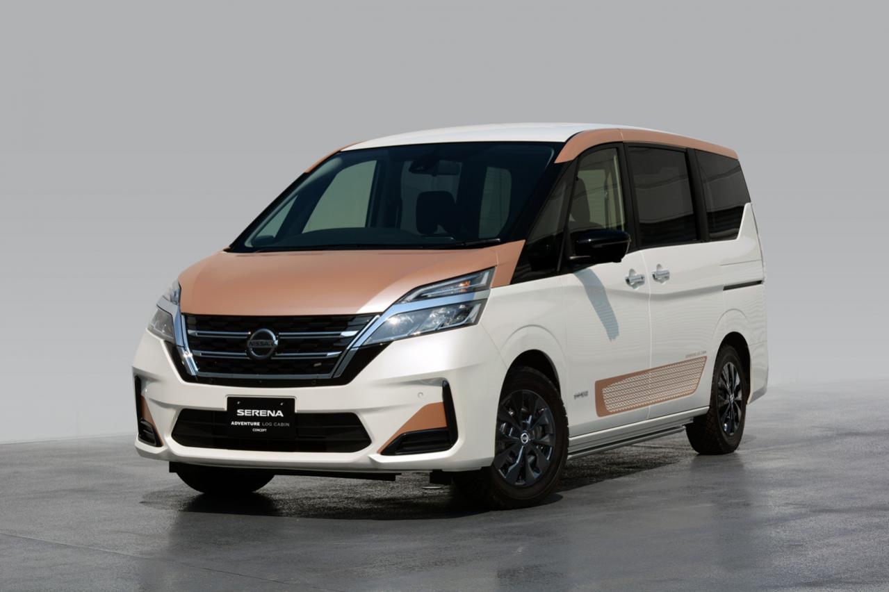 日産自動車とオーテックジャパンが9月25~27日に開催する「第46回 国際福祉機器展H.C.R.2019」に、福祉車両7台を出展