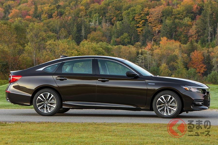 ホンダが北米で大人気の新型車ついに日本へ 世界で30以上の賞を受賞する10代目「アコード」