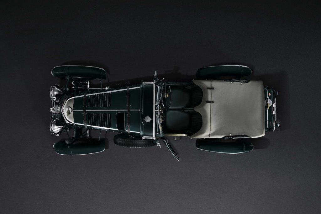 ベントレー、戦前の名車を「コンティニュエーションシリーズ」として限定12台で復刻