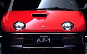 まさに「別格」 マツダの傾奇者 伝説のAZ-1はいまいくらで買えるのか?