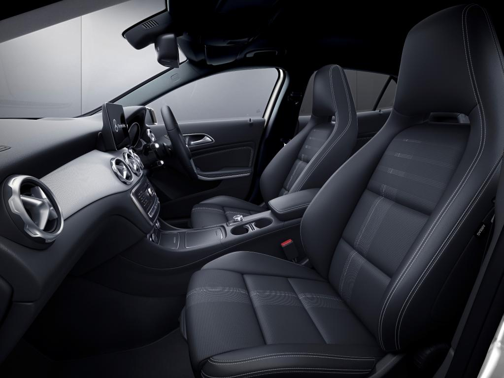 GLAにオフロード志向の限定車、GLA220 4マティック・オフロード・エディションが登場