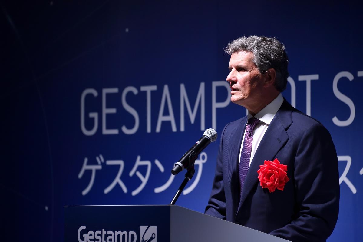 ゲスタンプ:日本初の自社工場を開設