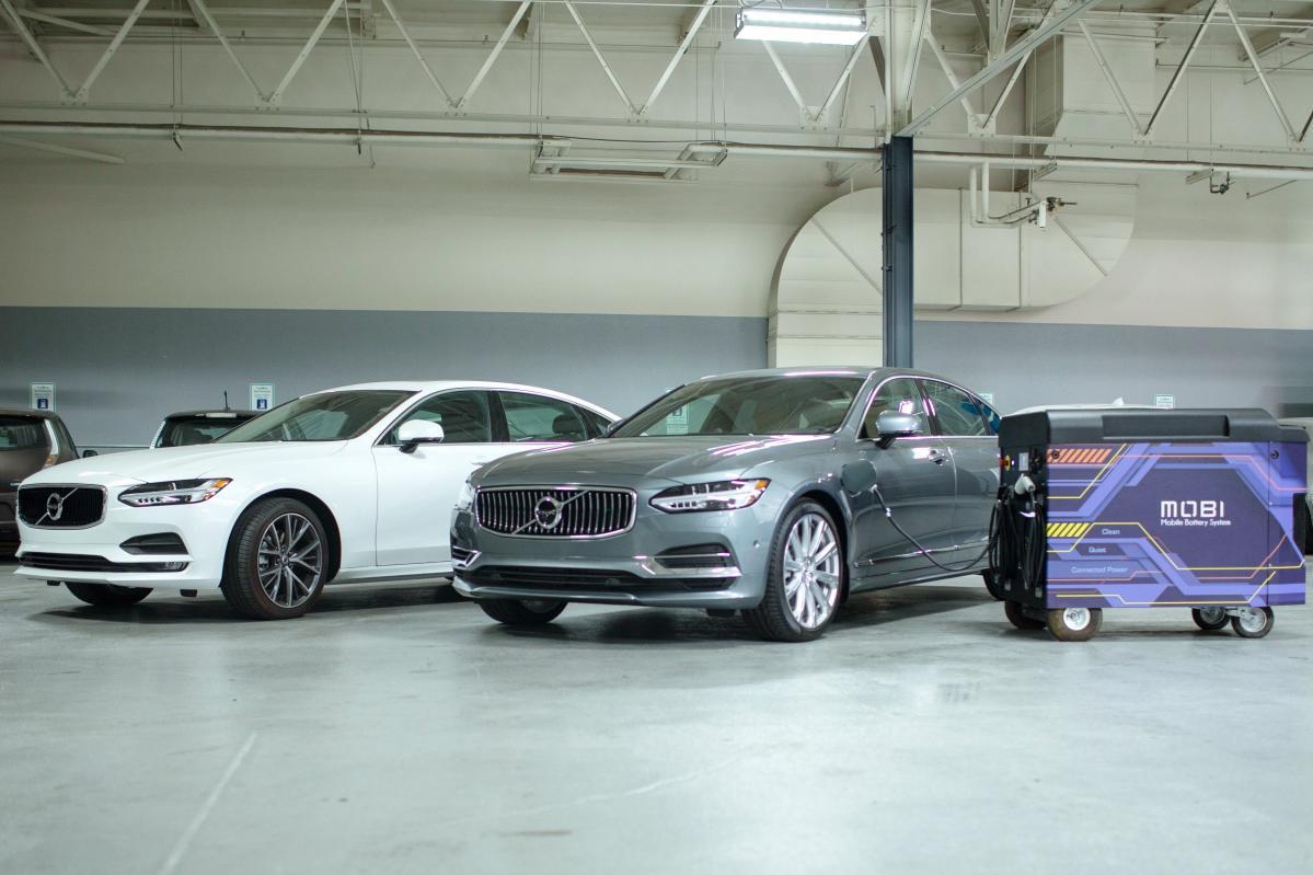 電動化を推進するボルボの投資ファンドが充電装置のパイオニアFreeWire社に投資