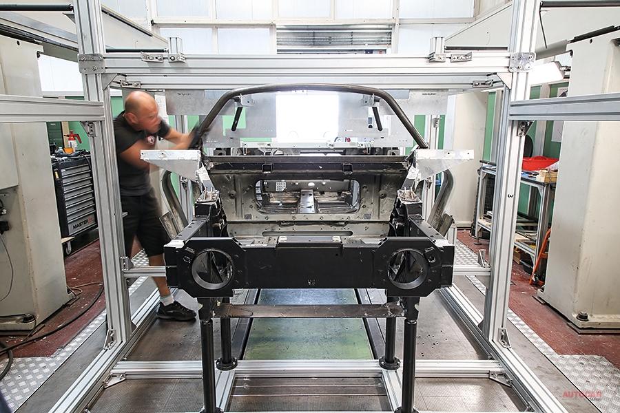 MATストラトス ラリーステージのスーパースターが復活 ベースはF430