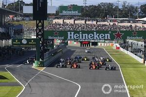 """【F1日本GP】ベッテルの""""疑惑のスタート""""はなぜお咎めなしだったのか? FIAが理由を説明"""