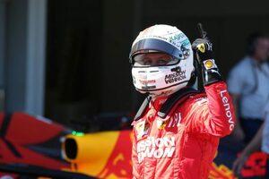 F1日本GP予選:フェラーリがフロントロウ独占!ベッテルは鈴鹿で通算5回目のPP獲得。ホンダPU勢は3台がQ3進出