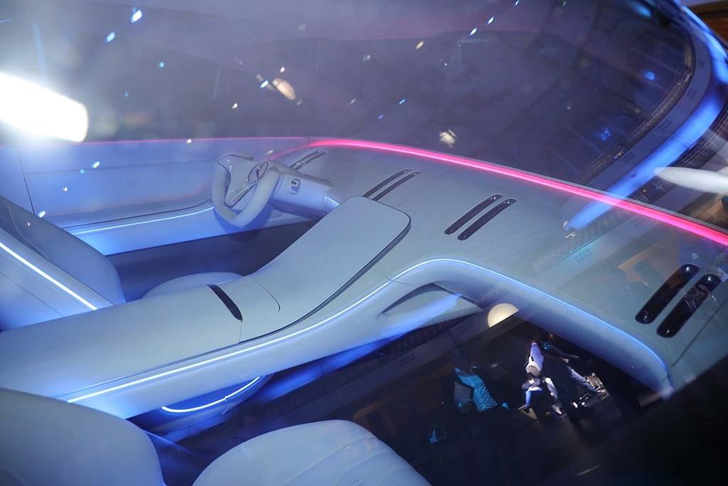 【2019 フランクフルト・モーターショー】ブース編その1(EQ、Mercedes-Benz、Mercedes-AMG、Smart)