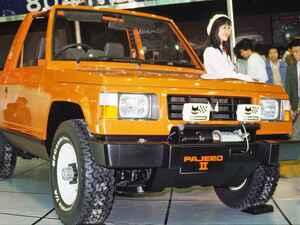 【懐かしの東京モーターショー 07】1979年、パジェロIIが登場したのは、まだSUVブームの夜明け前だった