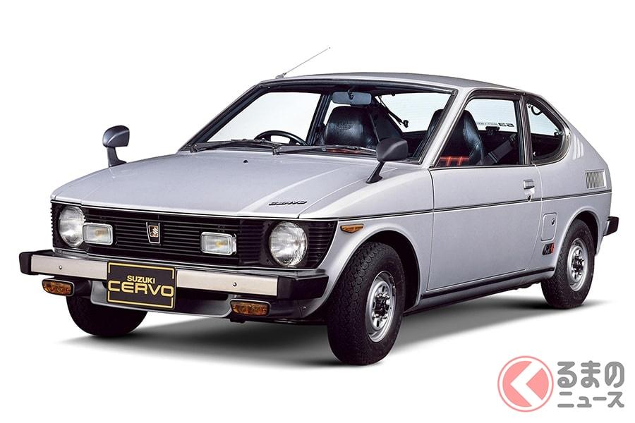 初の軽スポーツはミニスーパーカー!? 昭和に活躍した後輪駆動の軽自動車5選
