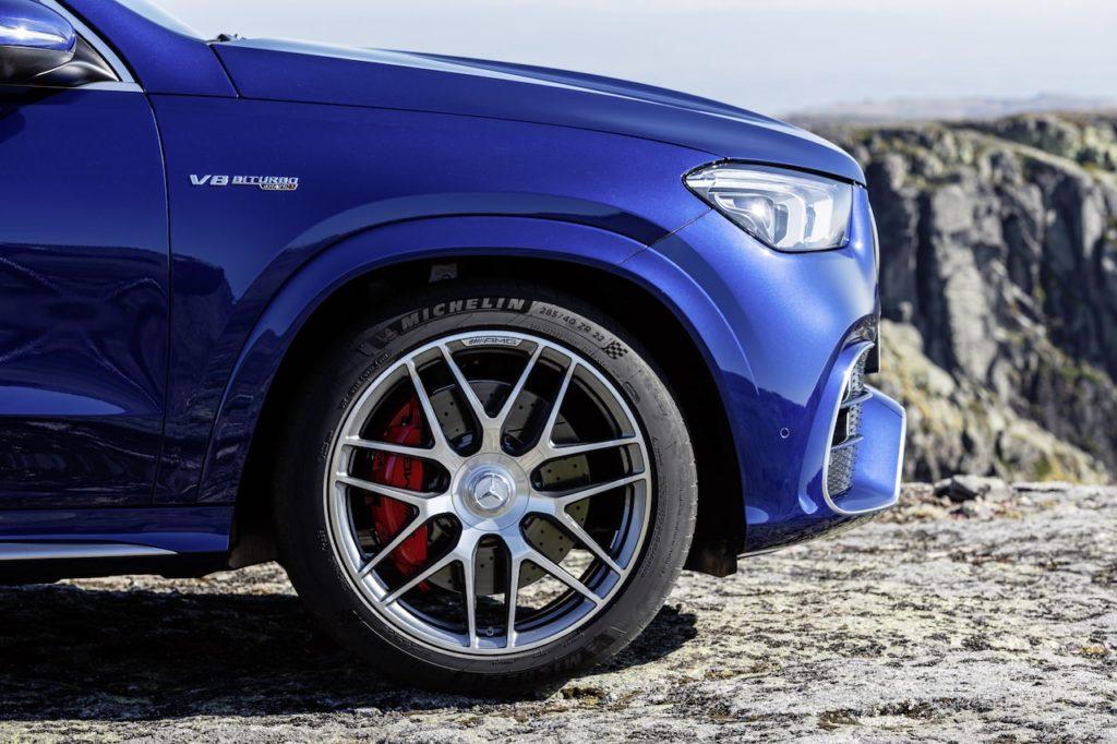 メルセデス・ベンツ、中型SUV「GLE」にトップパフォーマーのAMG「63」を追加