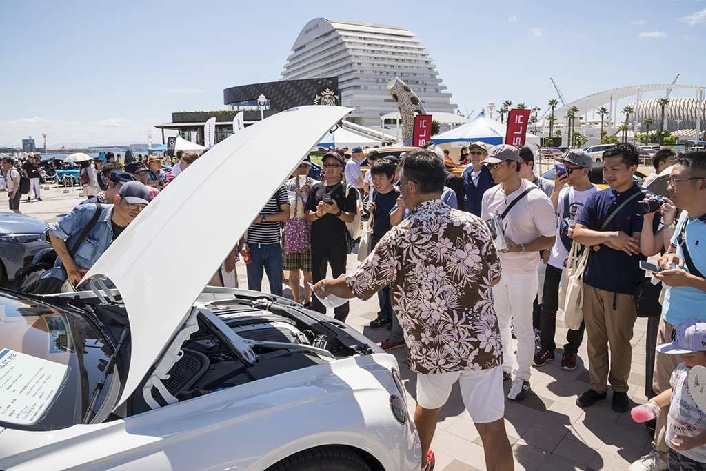 さまざまな体験コーナーや展示車両解説など盛りだくさん! 開催レポートPart.3 グランドイベント編【ル・ボラン カーズ・ミート2019神戸】