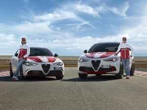 アルファロメオ ジュリア、ステルヴィオにF1参戦記念限定車「F1 トリビュート」を設定