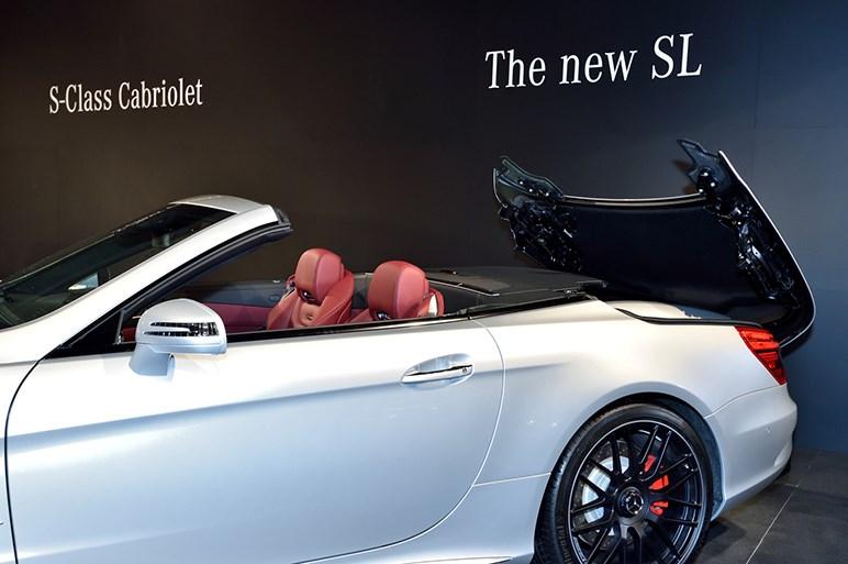 メルセデスがオープン3モデル発売。Sクラスカブリオレは44年ぶり復活