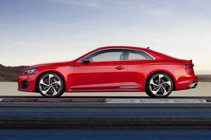 アウディ 新開発の2.9L V6ツインターボを搭載するGTスポーツ・クーペ 新型RS5を発表