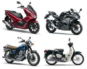 いまもっとも高値が付きやすいバイクは何だ!? バイク王が最新のリセール・プライス・ランキングを公開【総合Ranking TOP10】