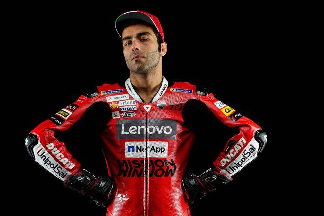 MotoGP:ペトルッチ「今はフィジカル面での問題解決に取り組んでいる。アンドレアとも毎日連絡を取り合っているよ」