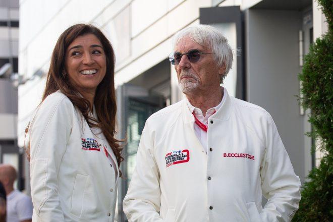 F1元最高権威者エクレストンが89歳で父親に。夏に初の息子が誕生との報道