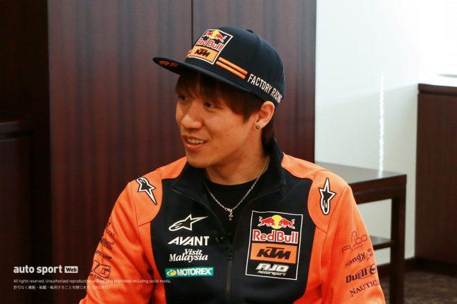 Moto2:名門チームのレッドブルKTMアジョに電撃移籍した理由/長島哲太独占インタビュー(前編)