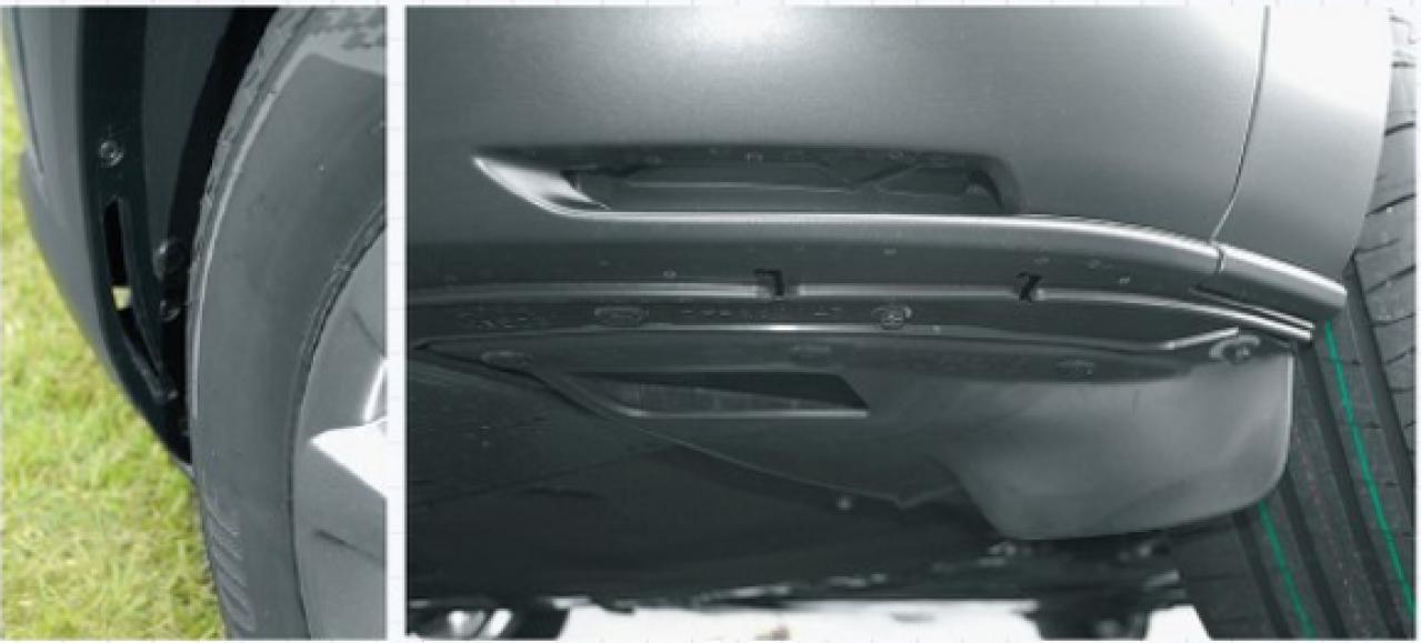 レースマシンからのフィードバックで市販車も高性能に:市販最新モデルの空力処理