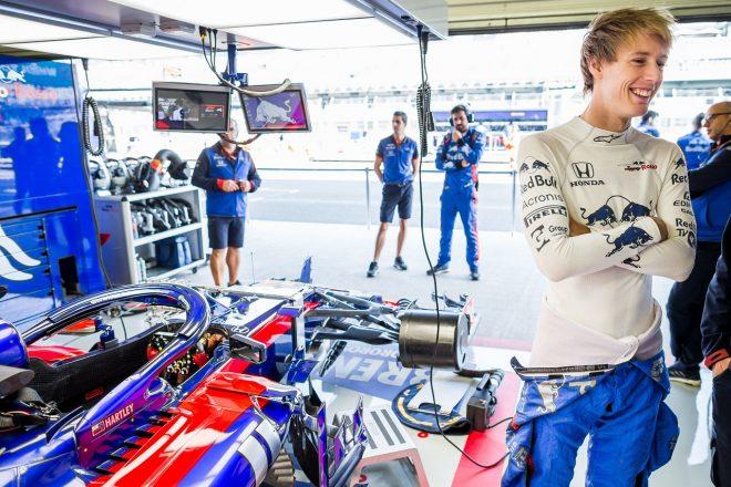 初日6番手のハートレー、新エアロに好感触「僕のドライビングスタイルにぴったり」:トロロッソ・ホンダ F1メキシコGP