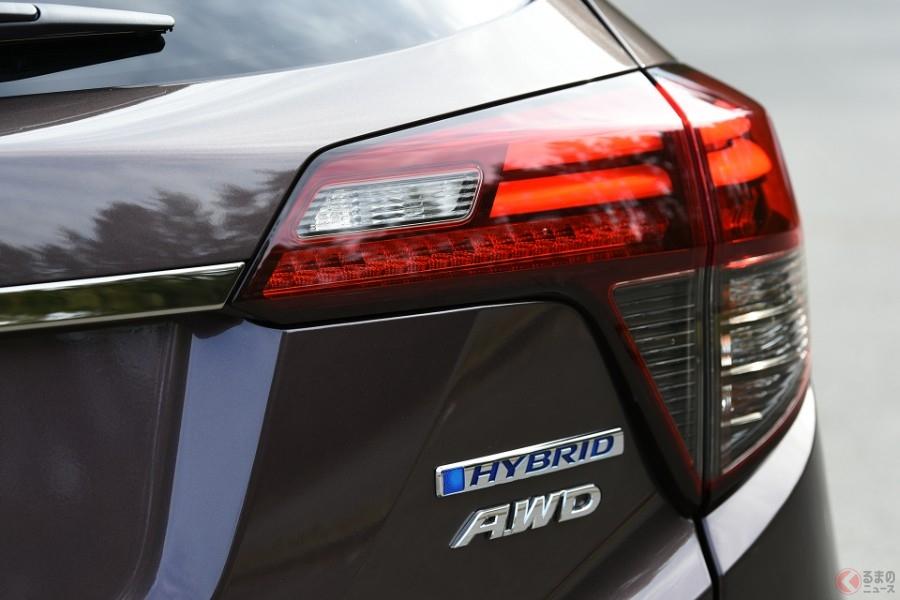 ホンダ新型「ヴェゼル」 マイナーチェンジ後のハイブリッド車試乗や中古相場までを紹介