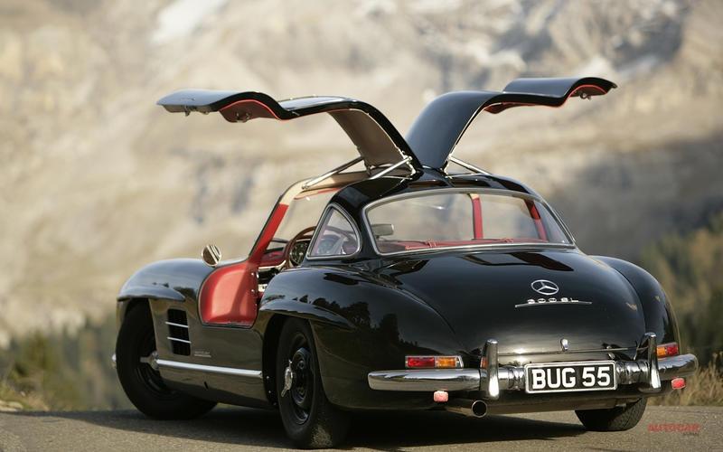 各年代の市販車最速は? 1900年~2010年 ジャガーXK120 フェラーリF40 ほか