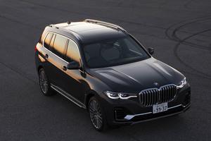【国内試乗】「BMW X7」最上級のもてなしは、セダンからSUVの時代!?