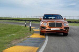 ベントレー ベンテイガ スピード初試乗! その名に恥じない世界最速SUVの世界