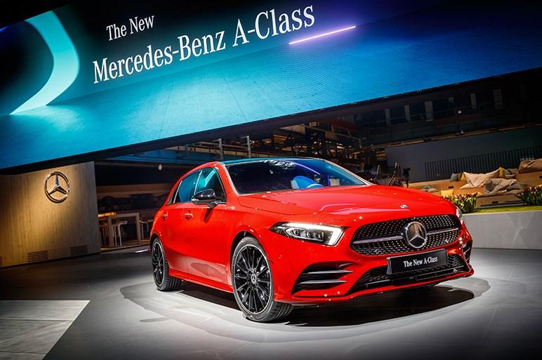 新型Aクラスの完成度に世界中のメーカーが注目している